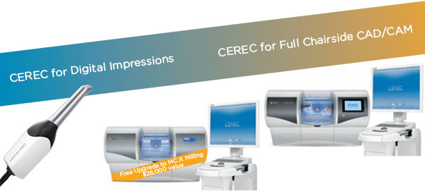 Start with CEREC